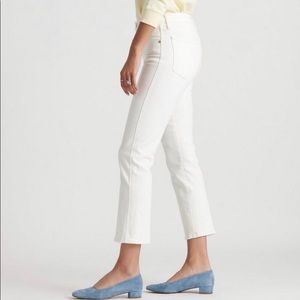 💙NWT LUCKY BRAND CROP JEANS💙